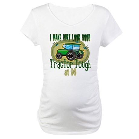 Tractor Tough 96th Maternity T-Shirt
