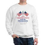 Masonic 4th of July Sweatshirt