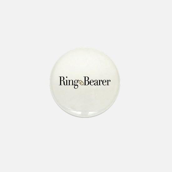 Ring Bearer Mini Button
