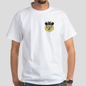 Mason ICE White T-Shirt