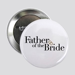 "Father of the Bride 2.25"" Button"