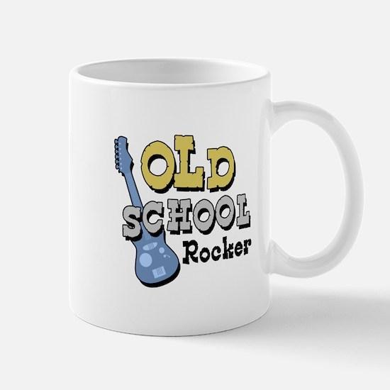 Old School Rocker Mug