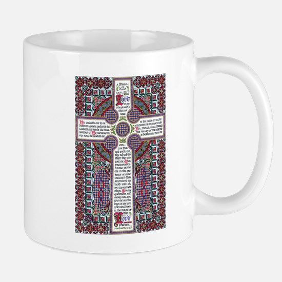Twenty-third Psalm Mug