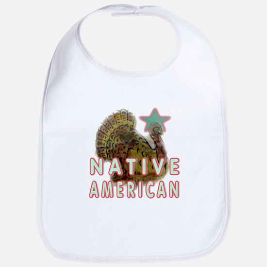 Native American Turkey Bib