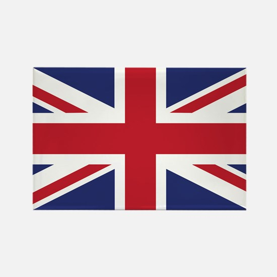 Flag of the United Kingdom Rectangle Magnet