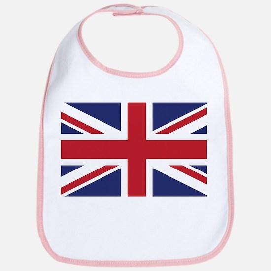 Flag of the United Kingdom Bib