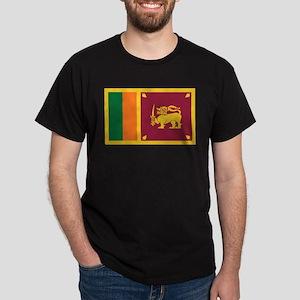 Flag of Sri Lanka Dark T-Shirt
