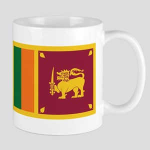 Flag of Sri Lanka Mug