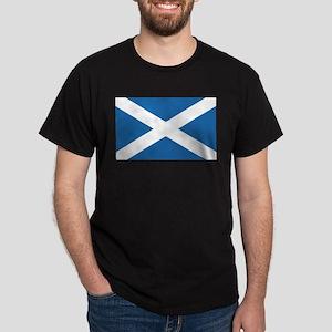 Flag of Scotland Dark T-Shirt