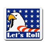 Let's Roll Mousepad