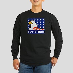 Let's Roll Long Sleeve Dark T-Shirt