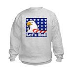 Let's Roll Kids Sweatshirt