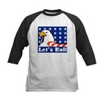 Let's Roll Kids Baseball Jersey
