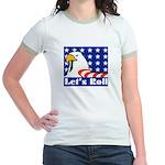 Let's Roll Jr. Ringer T-Shirt