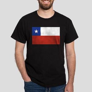 Flag of Chile Dark T-Shirt