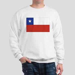 Flag of Chile Sweatshirt