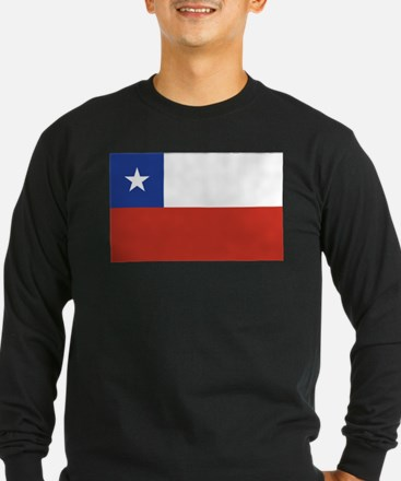 Flag of Chile T