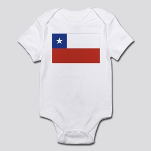 Flag of Chile Infant Bodysuit