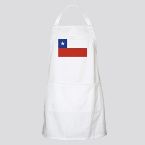 Flag of Chile BBQ Apron