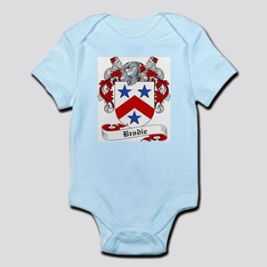 Brodie Family Crest Infant Creeper