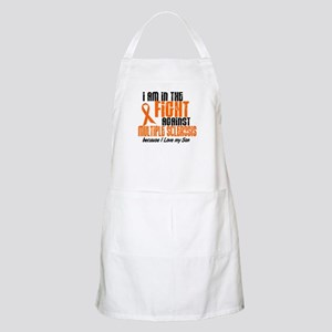 In The Fight Against MS 1 (Son) BBQ Apron