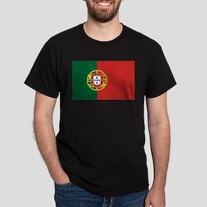 Flag of Portugal Dark T-Shirt
