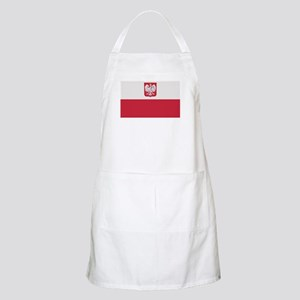 Flag of Poland BBQ Apron