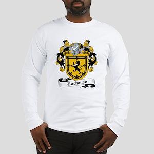 Buchanan Family Crest Long Sleeve T-Shirt