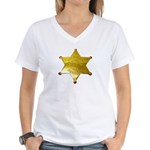 Licensed Junk Dealer Women's V-Neck T-Shirt