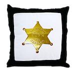 Licensed Junk Dealer Throw Pillow