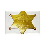 Licensed Junk Dealer Rectangle Magnet (100 pack)