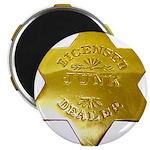 Licensed Junk Dealer Magnet