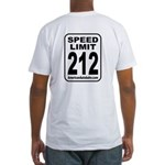 American Autobahn Fitted T-Shirt