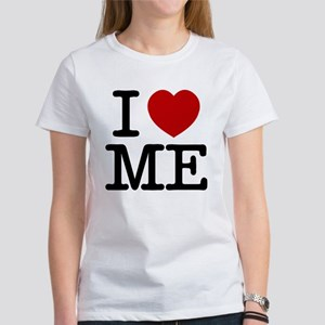 I LOVE ME By RIFFRAFFTEES.COM Women's T-Shirt