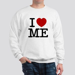 I LOVE ME By RIFFRAFFTEES.COM Sweatshirt