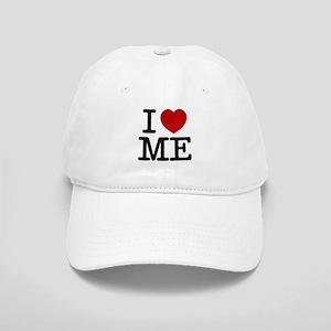 I LOVE ME By RIFFRAFFTEES.COM Cap