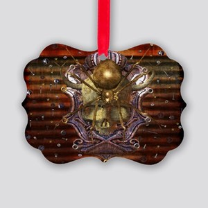 Birthing Engineers Picture Ornament