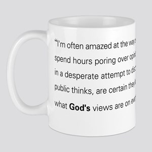 God's View Mug