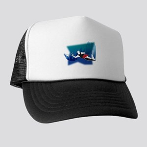 5b631812147 Slalom Waterskier Trucker Hat