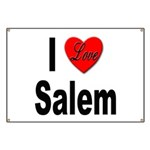 I Love Salem Banner