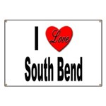 I Love South Bend Banner