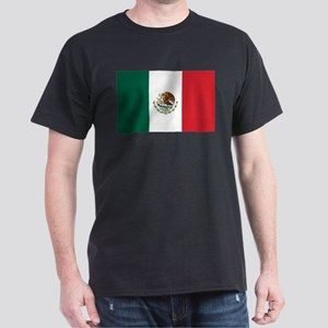 Flag of Mexico Dark T-Shirt