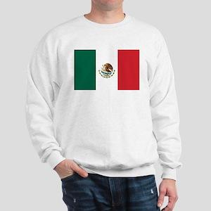 Flag of Mexico Sweatshirt