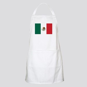 Flag of Mexico BBQ Apron