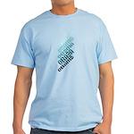 Stacked Obama Blue Light T-Shirt