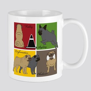 Pugs Do It All Mug
