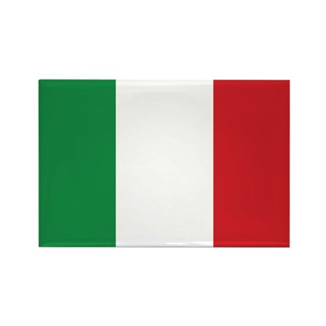 Flag of Italy Rectangle Magnet (10 pack)
