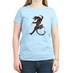 Black Panther Women's Light T-Shirt