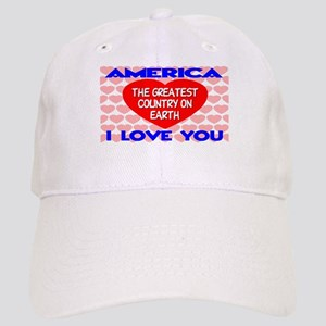 The Greatest Country On Earth Cap