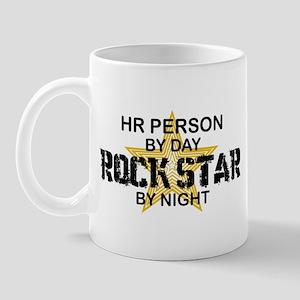 HR Rock Star by Night Mug